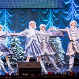 """Рождественские концерты ансамбля """"Русь"""""""