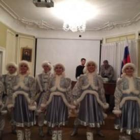 """Гастроли ансамбля """"Русь"""""""