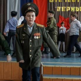 """Проект для школьников """"Россия в песне и в душе"""""""