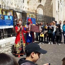 Гастрольная поездка в Италию Май 2014 г.