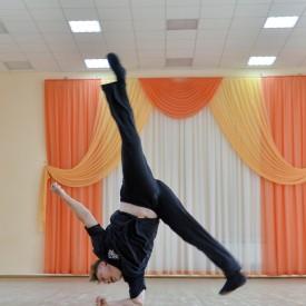 Сибирский хореографический ансамбль РУСЬ
