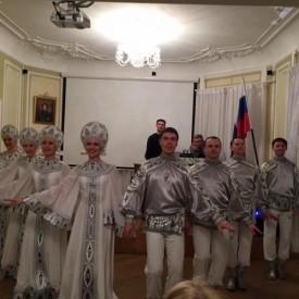Концерты в посольстве РФ в Страсбурге