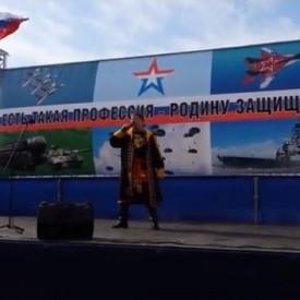 Служу России. Авиа шоу 19 марта 2016 г.