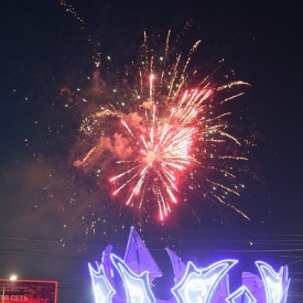 Городская елка на Театральной площади 27.12.2019