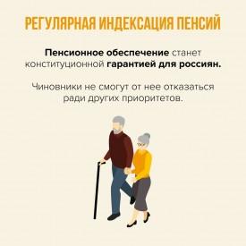 Внесение поправок в Конституцию Российской Федерации